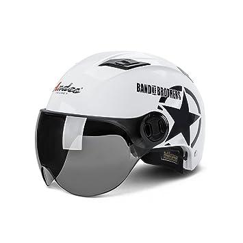 Cascos de motocross Casco de seguridad para montar Casco de carreras personal Casco ligero Sun de