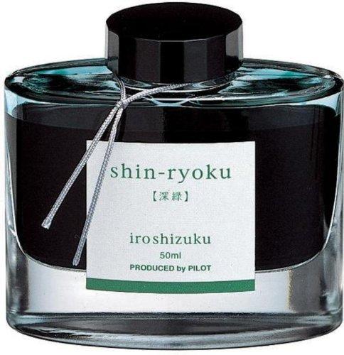 Pilot Iroshizuku Fountain Shin Ryoku 69214