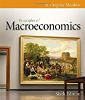 Principles of Macroeconomics, 6th Edition Front Cover