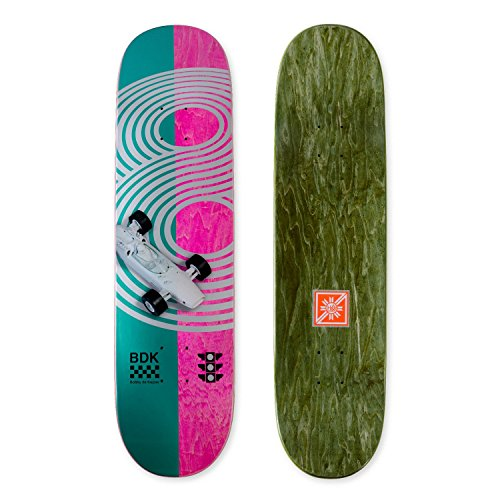 Habitat Skateboards Bobby Racer Med, Assorted, 8 ()