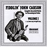 Fiddlin John Carson Vol. 1 1923 - 1924