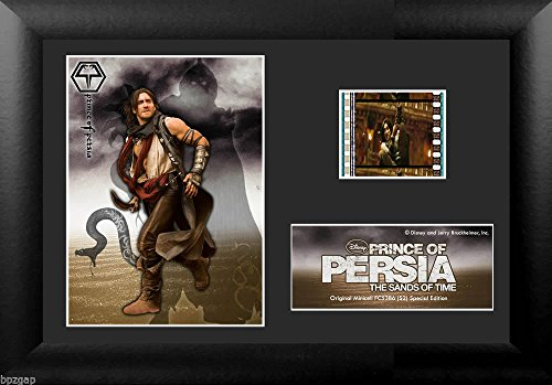 Prince of Persia: The Sands of Time (Series 2) Mini Film Cell Presentation 2 Mini Film Cell
