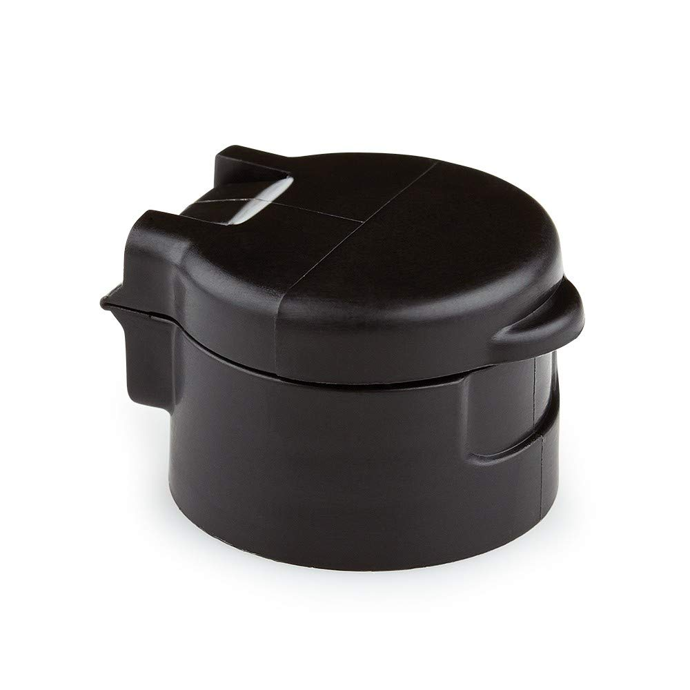Graco VacuValve Cap Replacement, 3-Pack, 17P712, Black