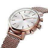 Kronaby Carat Unisex Analog Quartz Watch with
