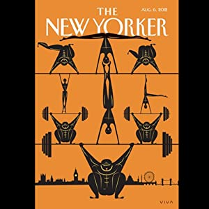 The New Yorker, August 6th 2012 (Ryan Lizza, Lauren Collins, Louis Menand) Periodical