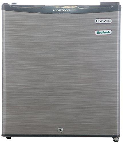 Great price on Videocon Single-door Refrigerator (47 Ltrs, Silver Hairline)