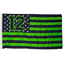 For The Fans Co Nation Seattle Fan Flag
