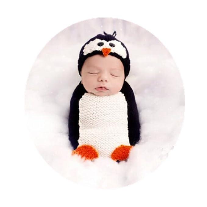Amazon.com: Set Props de fotos de bebé Mensual trajes ...