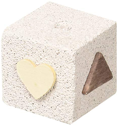 Kaytee Lava Block with Wood Chews, 4 pack