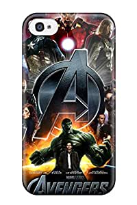 Series Skin Case Cover For Iphone 4/4s The Avengers 91