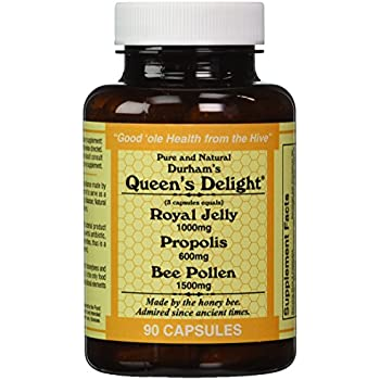 Amazon.com: Durhams Queens Delight (Royal Jelly 1000mg