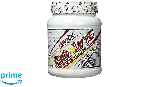 Amix Performance Iso-lyte Sport Drink 510 gr Lima limon: Amazon.es: Salud y cuidado personal