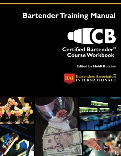 Certified Bartender Course Workbook