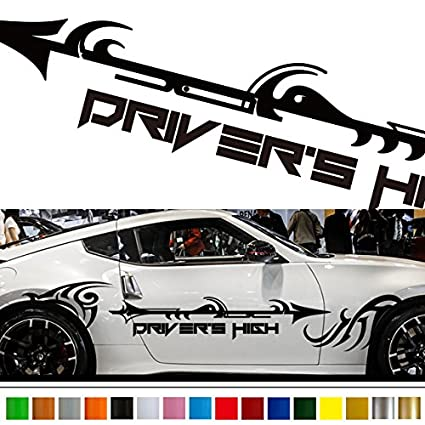 Spear tribal car sticker car vinyl side graphics wa08 car vinylgraphic car custom stickers decals 【