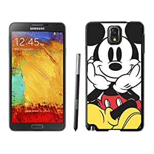 Mickey Mouse 8 Black Hottest Sell Customized Samsung Galaxy Note 3 Case