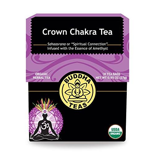 Organic Crown Chakra Tea Caffeine Free