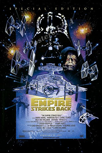 Posters USA - Star Wars Episode V The Empire Strikes Back Movie Poster GLOSSY FINISH - FIL326 (24