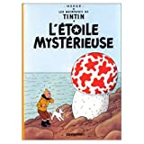 les aventures de tintin l etoile mysterieuse l oreille cassee french editions of the mysterious star and the broken ear 2 books and dvd package
