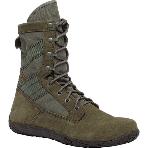 Tactical Research Belleville 103 Mini-Mil Athletic Sage Boot, - Socks Nylon Length Ankle Bow