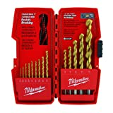 Milwaukee 48-89-0011 14 Piece Titanium Drill Bit Set