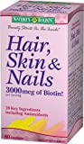 Nature's Bounty Hair, Skin and Nails, 60 caplets, Health Care Stuffs