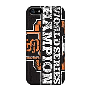 Hot OFC3543cLbp Case Cover Protector For Iphone 5/5s- San Francisco Giants
