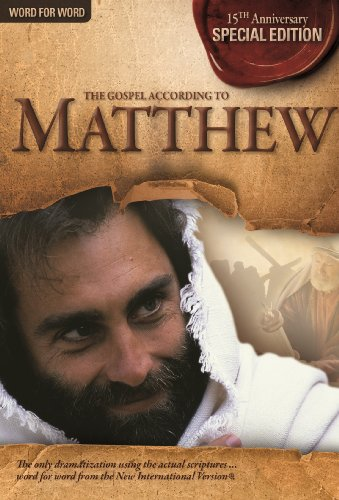 Amazon Com Gospel According To Matthew The Part 1 Bruce Marchiano Richard Kiley Regardt