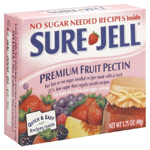 Sure Jell, Pectin Mix Lite, 1.75-Ounce (24 Pack) by Sure Jell