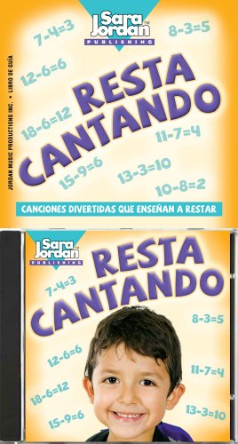 (Resta Cantando (Subtraction Songs in Spanish), Book with Audio CD (Spanish Edition))