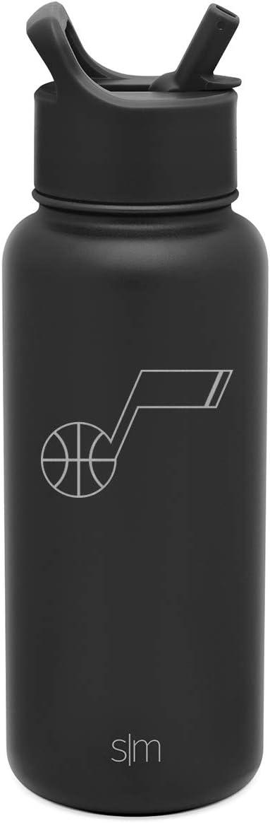 Simple Modern NBA Unisex-Adult NBA Laser Engraved Drinkware