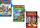 Tom and Jerry DVD pack - Fur Flying Adventures Collection Volumes. 1, 2 & 3