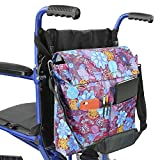 Vive Wheelchair Bag - Wheel Chair Storage Tote Accessory for Carrying Loose Items and Accessories -...