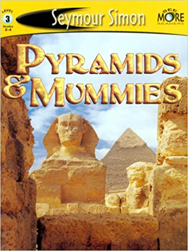 Download online Pyramids and Mummies (SeeMore Readers) PDF, azw (Kindle), ePub, doc, mobi