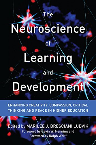 The Neuroscience of Learning and Development: Enhancing Creativity, Compassion, Critical Thinking, and Peace in Higher Education (Acpa / Naspa Joint Publication)