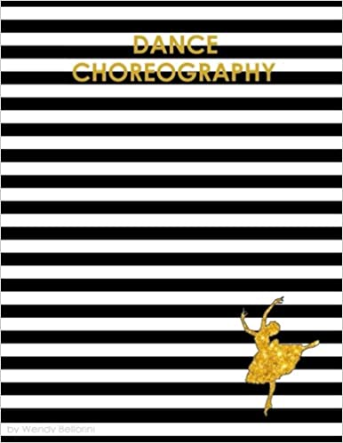 Dance Choreography Journal