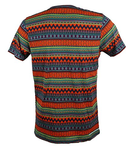 New Era Native Allover-Print T-Shirt Herren