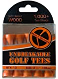 """Unbreakable Golf Tees - 2.1/4"""""""