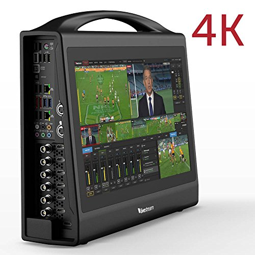 Livestream Studio HD550 4K Compact and Portable All-in-On...