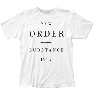 New Order - Substance 1987 Official T-Shirt   .com