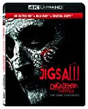 Jigsaw [4k UltraHD + Blu-ray + Digital Copy] (Bilingual)