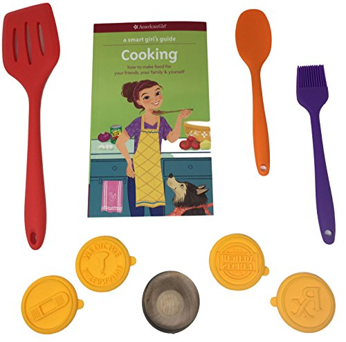 AM Girl Smart Girls Guide to Cooking 5 Piece Bundle