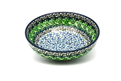Polish Pottery Pasta Bowl - 2