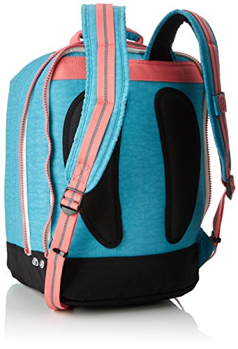 C True Backpack Large Aqua Turquoise COLLEGE Blue Blue UP Bright Kipling RPqIwxAvW