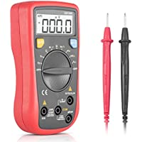 Synerky Digital Multimeter Professional Portable Electrical Tester