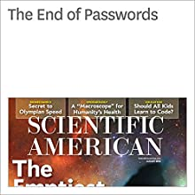 The End of Passwords Other by David Pogue Narrated by Jef Holbrook