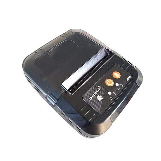 gaeruite 80 mm Mini Impresora inalámbrica inalámbrica de ...