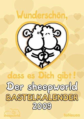 sheepworld Bastelkalender 2009