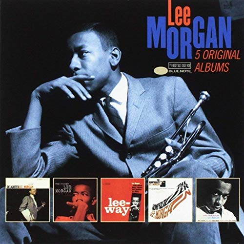 5 Original Albums [5 CD] (The Best Of Lee Morgan)