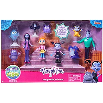 Vampirina Fangtastic Friends Toy Activity Role-Play Sets Toy