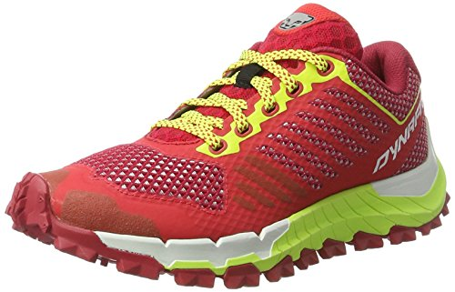 Yellow Dynafit Trail Rouge Chaussures Femme Trailbreaker crimson De fluo W wqvHxU